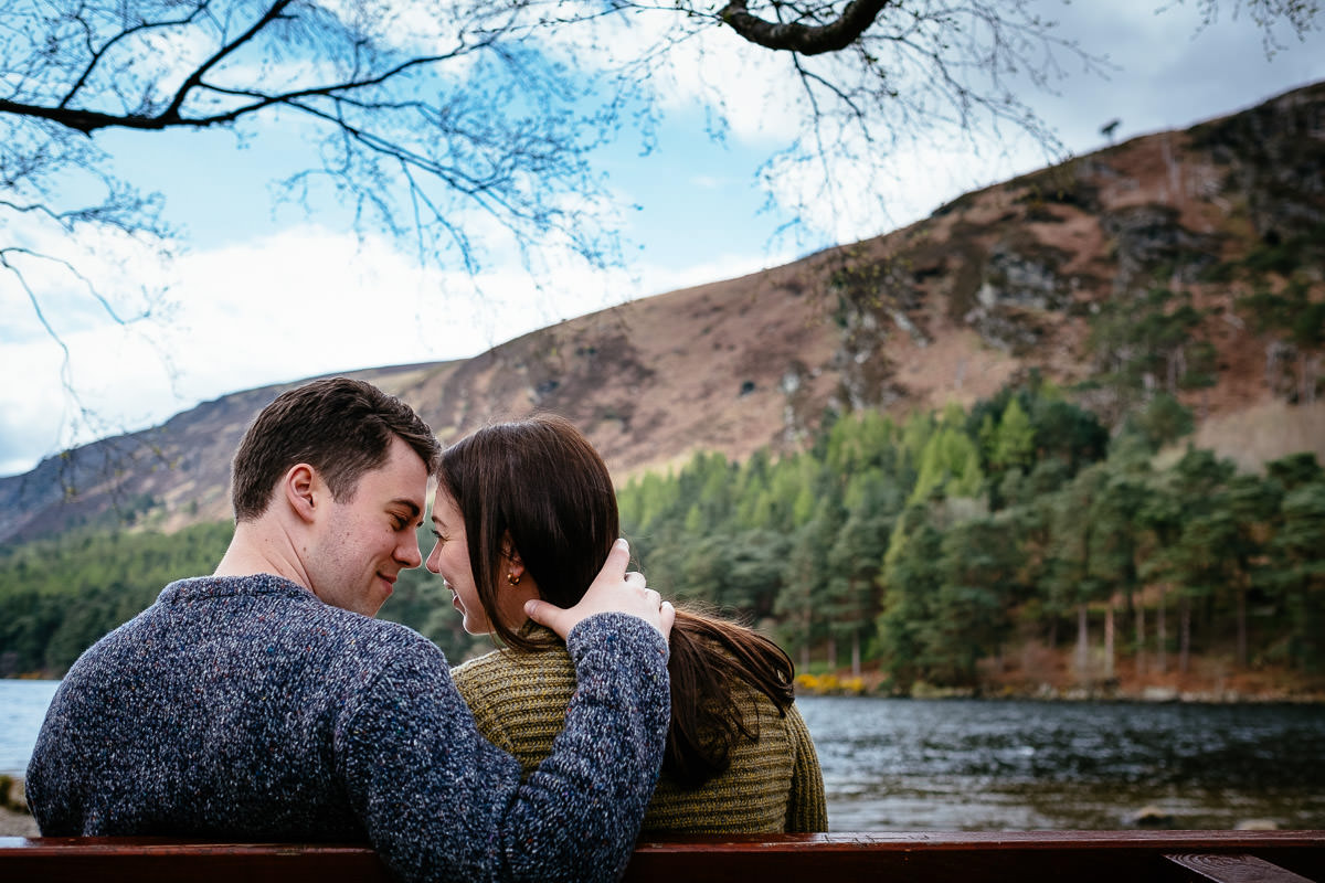 engagement shoot glendalough wicklow 0097