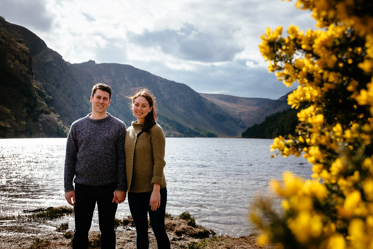 engagement shoot glendalough wicklow 0112
