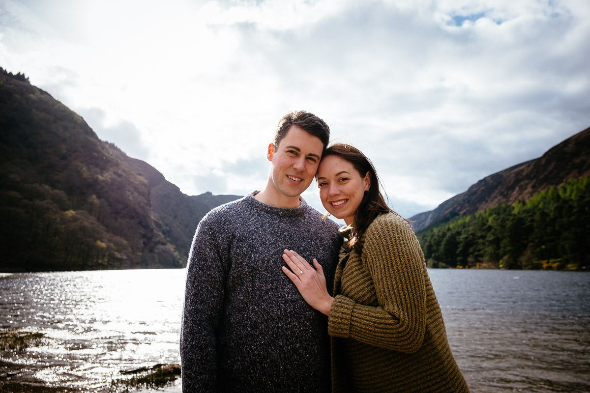 engagement shoot glendalough wicklow 0117
