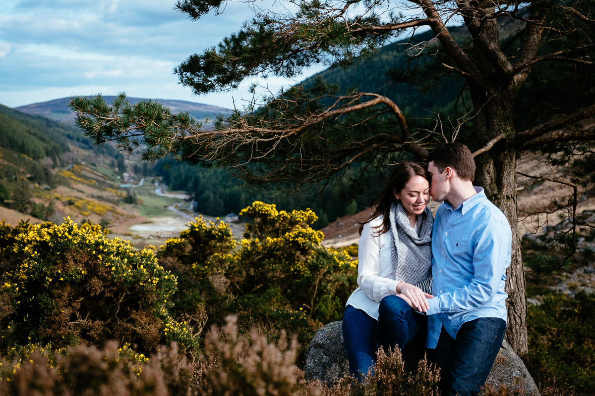 engagement shoot glendalough wicklow 0157