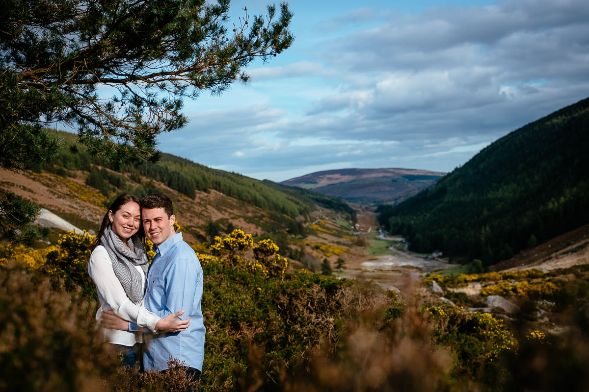 engagement shoot glendalough wicklow 0165