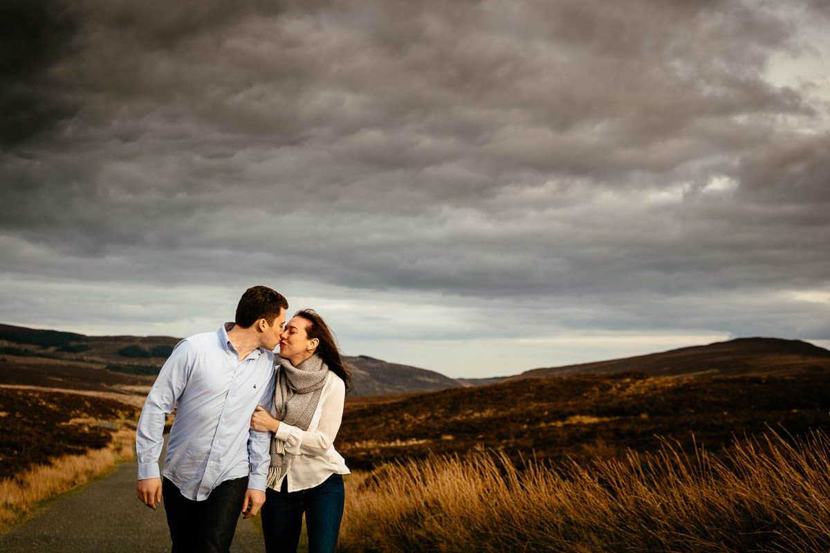 engagement shoot glendalough wicklow 0251