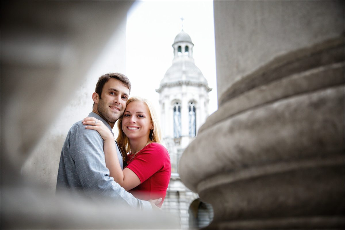 engagement shoot merrion park dublin city 0025