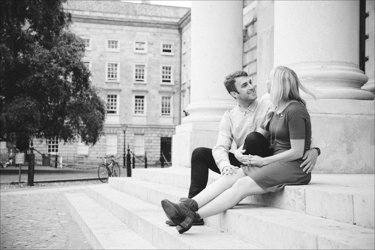 engagement shoot merrion park dublin city 0026
