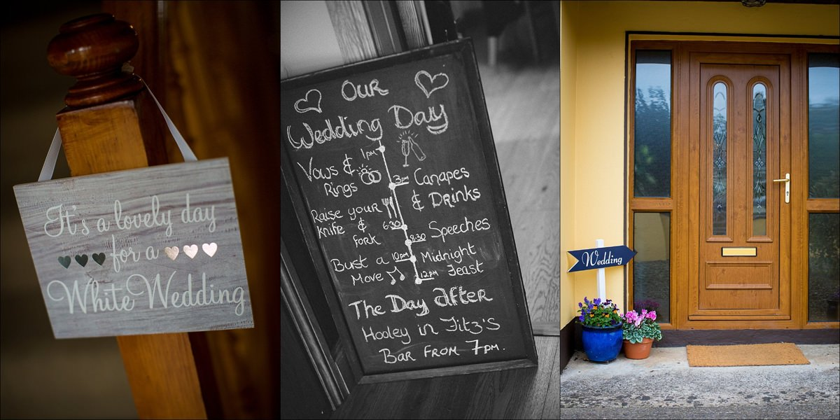 hotel doolin hags head cliffs moher wedding co clare 0003