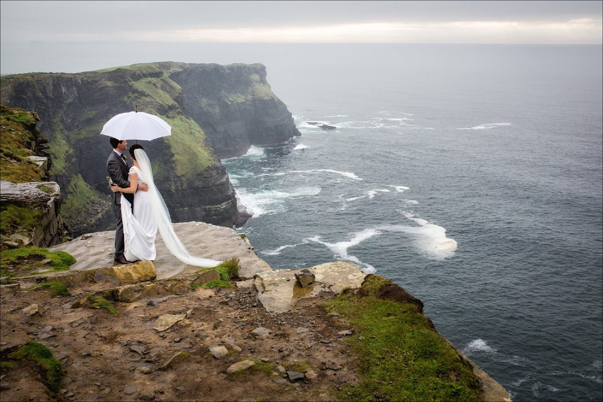 hotel doolin hags head cliffs moher wedding co clare 0064