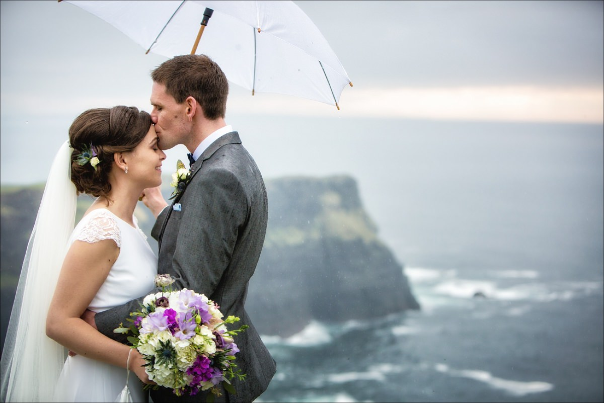 hotel doolin hags head cliffs moher wedding co clare 0070