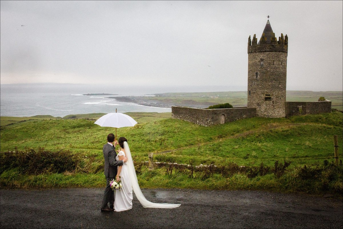 hotel doolin hags head cliffs moher wedding co clare 0073