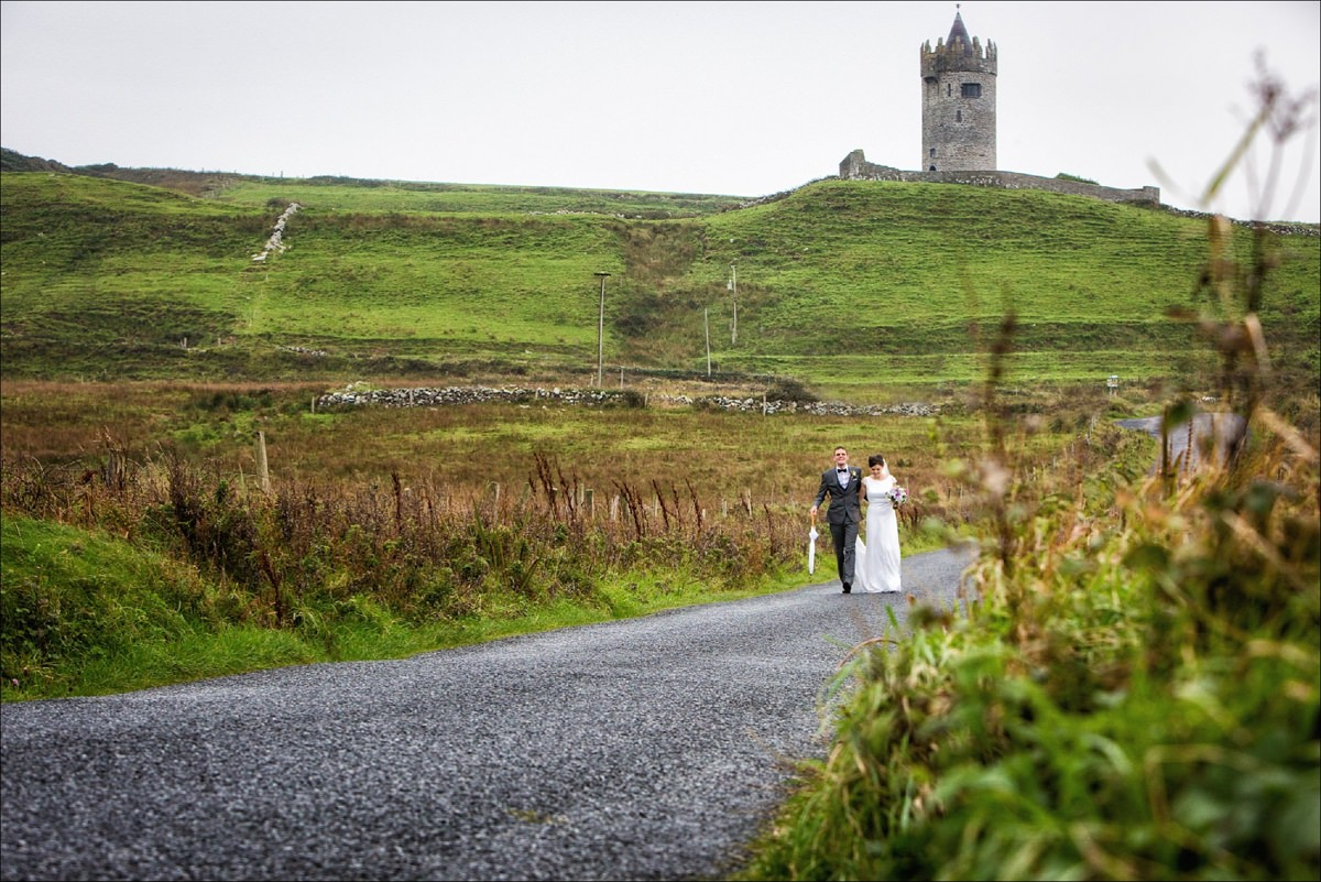hotel doolin hags head cliffs moher wedding co clare 0076