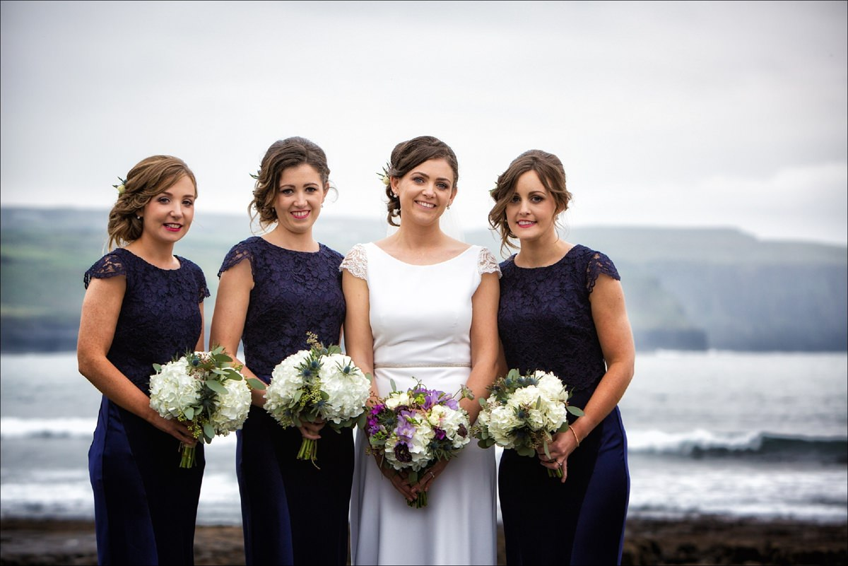 hotel doolin hags head cliffs moher wedding co clare 0080