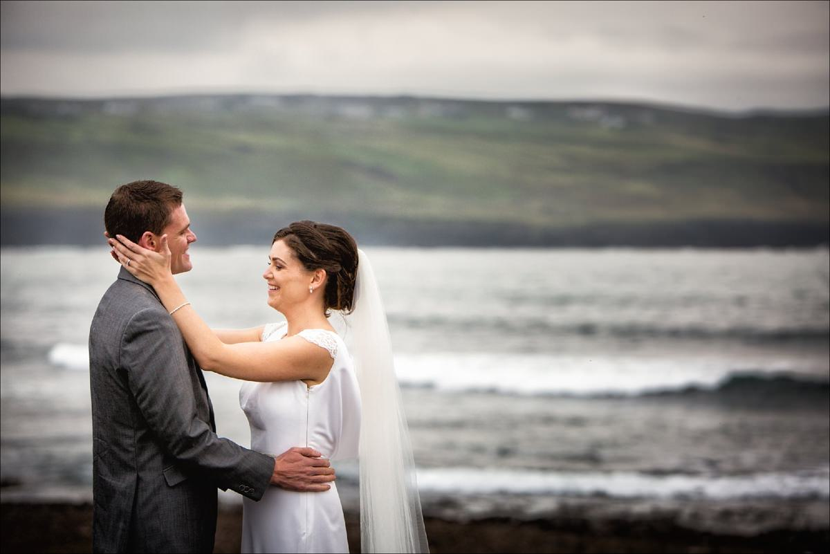 hotel doolin hags head cliffs moher wedding co clare 0086