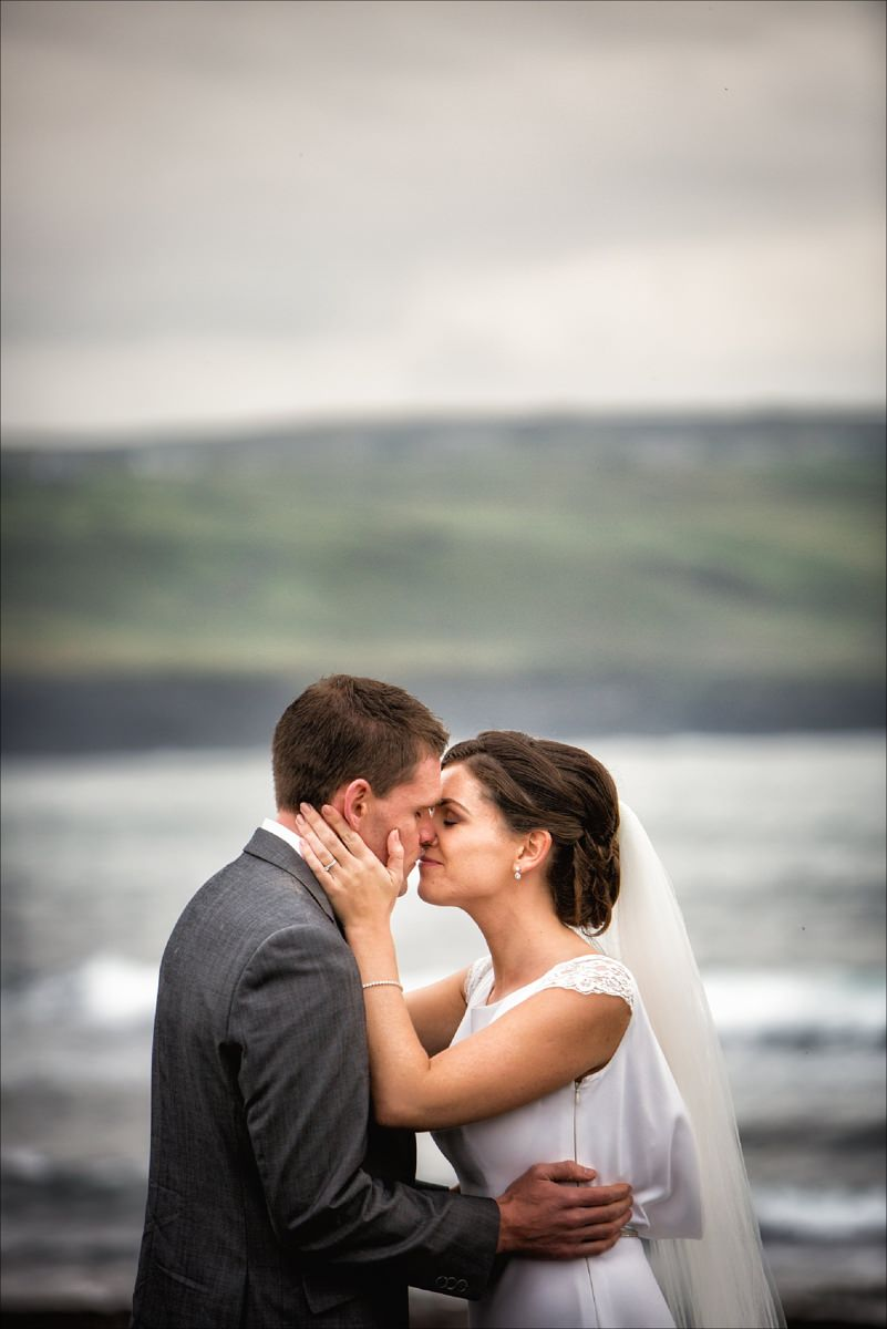hotel doolin hags head cliffs moher wedding co clare 0087
