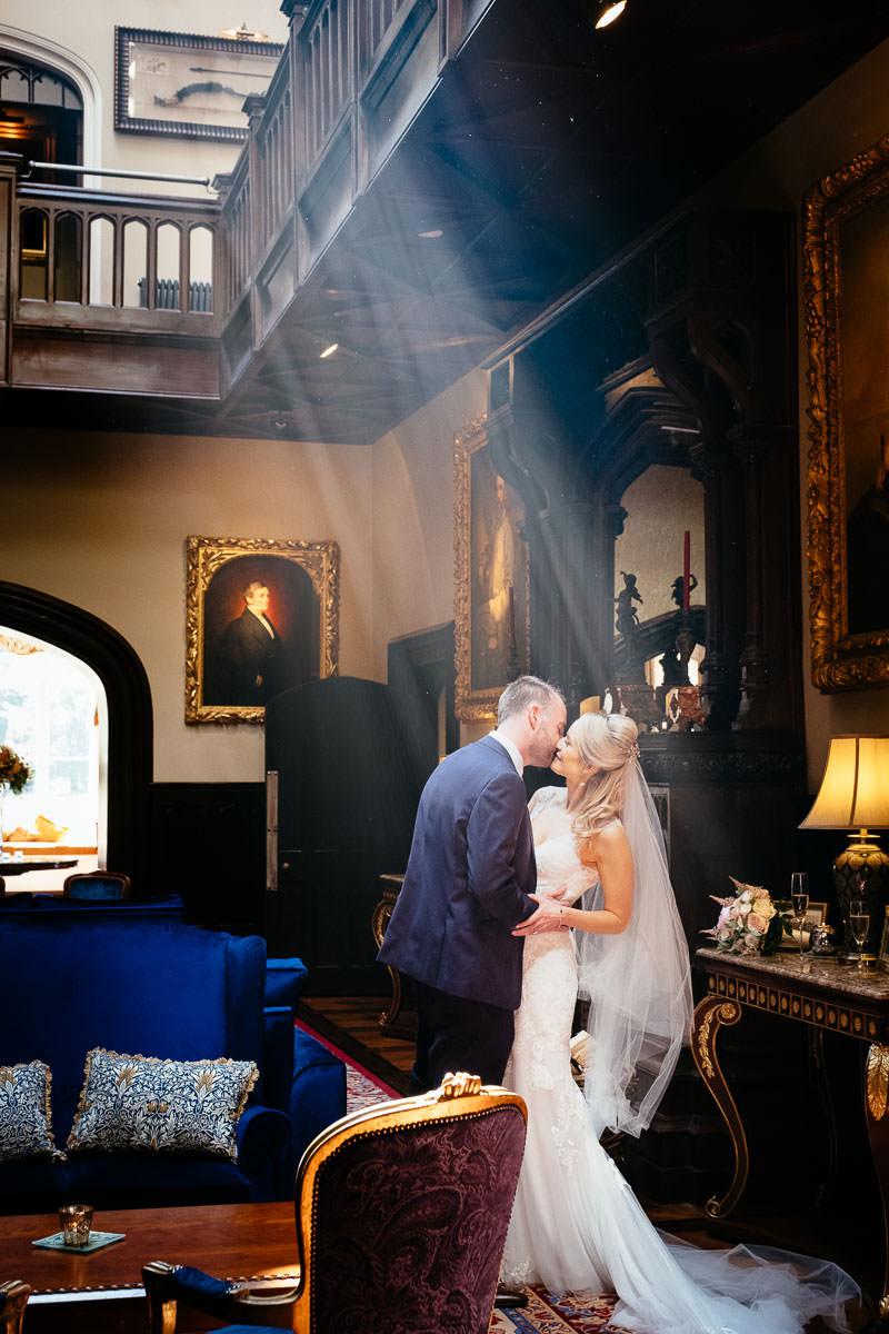 markree castle wedding photographer 0501