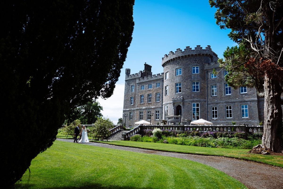 markree castle wedding photographer 0515