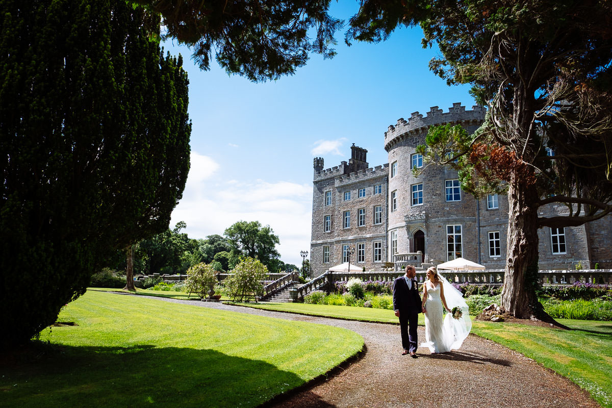 markree castle wedding photographer 0523