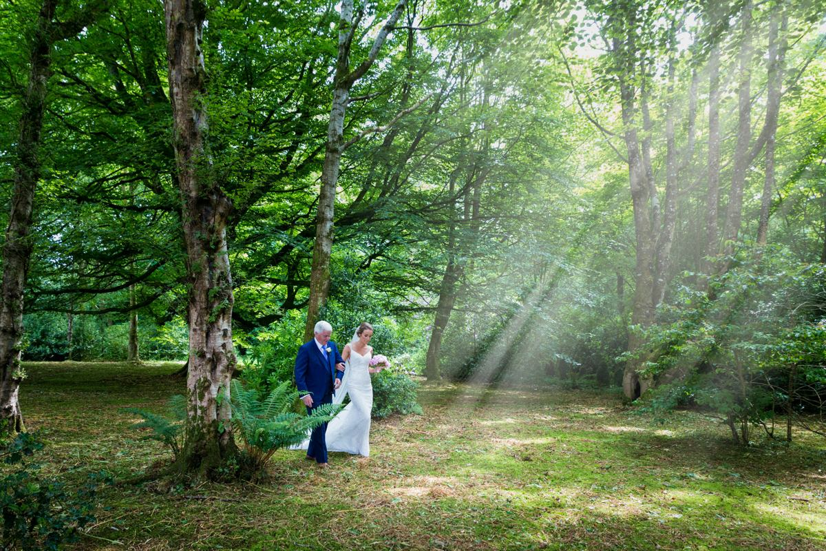 outdoor wedding marlfield house gorey wexford 0057