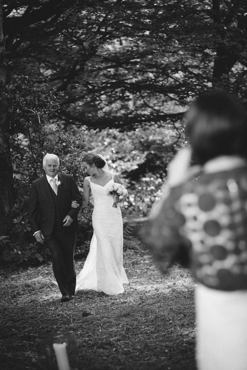outdoor wedding marlfield house gorey wexford 0058