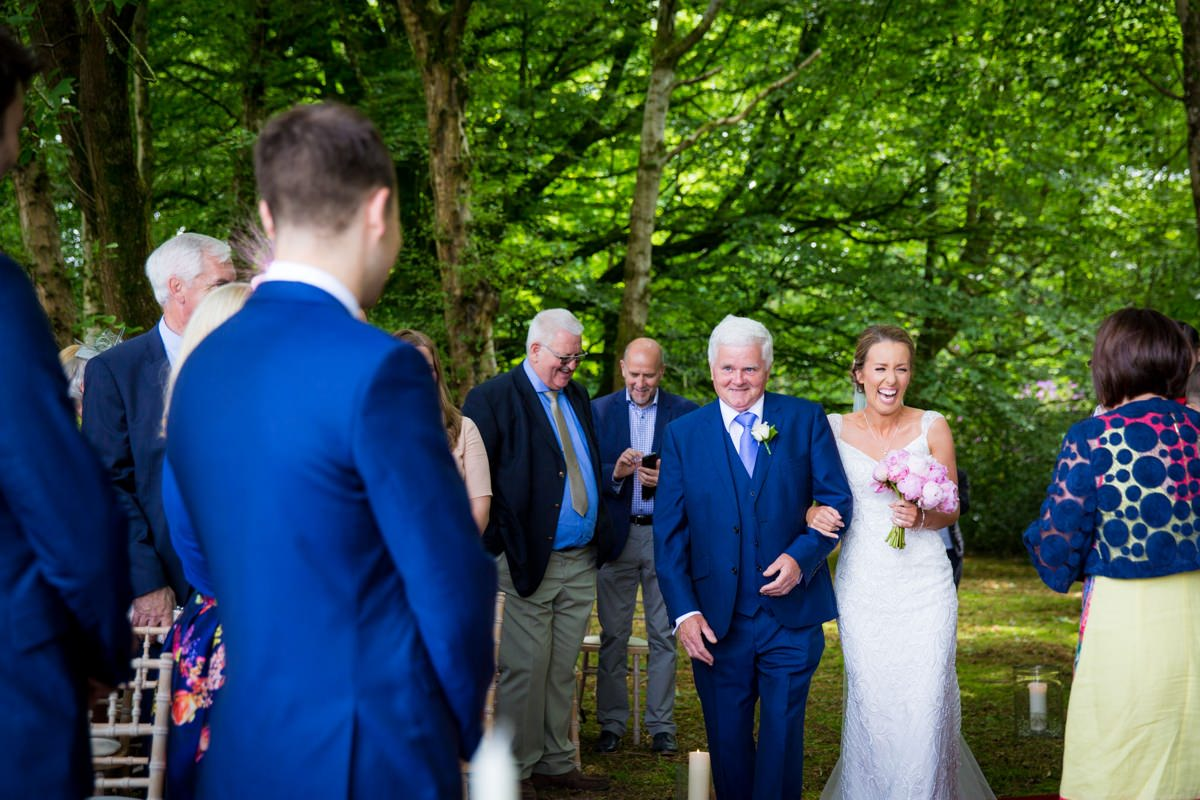 outdoor wedding marlfield house gorey wexford 0060
