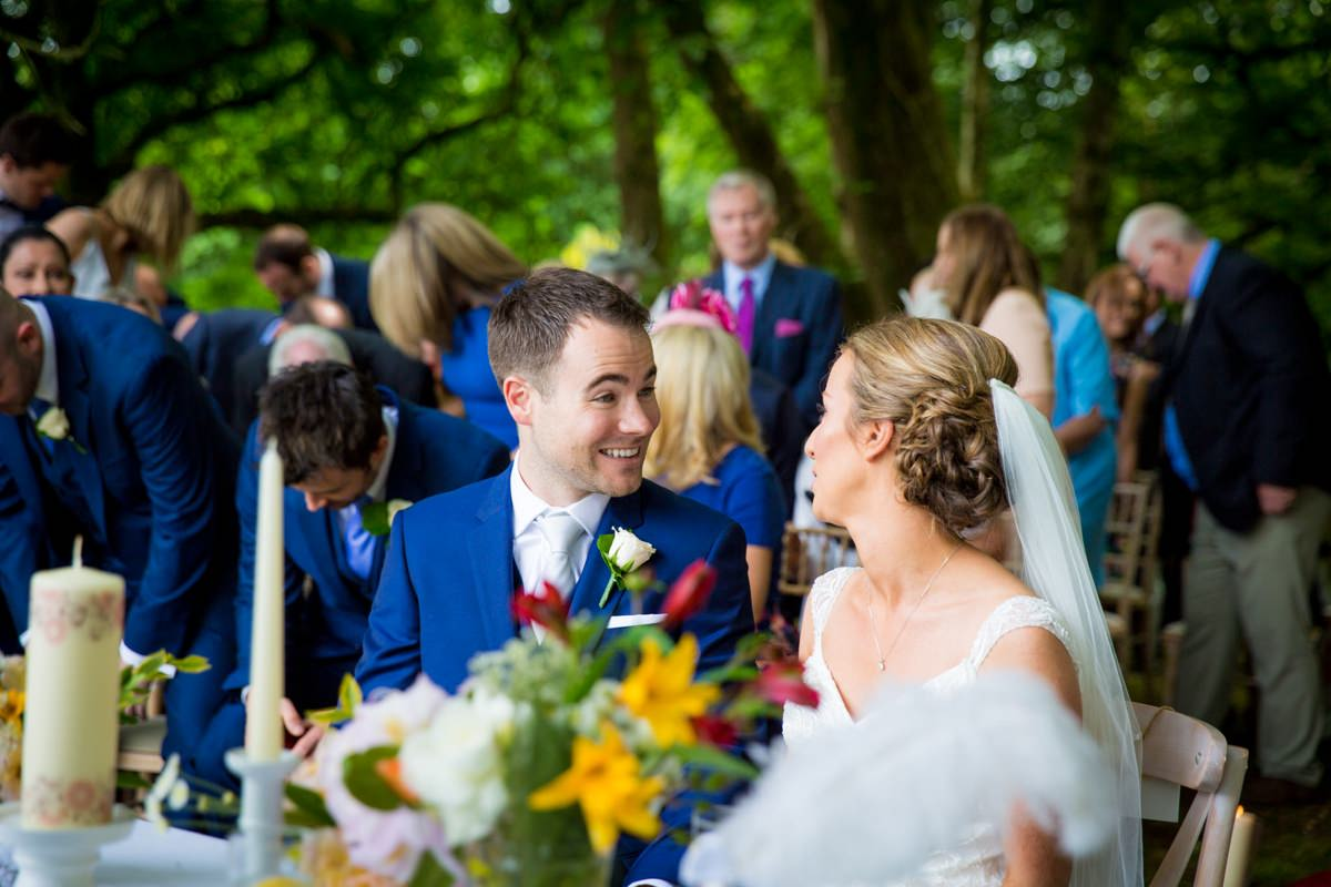 outdoor wedding marlfield house gorey wexford 0063