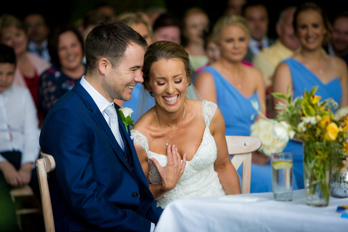 outdoor wedding marlfield house gorey wexford 0065