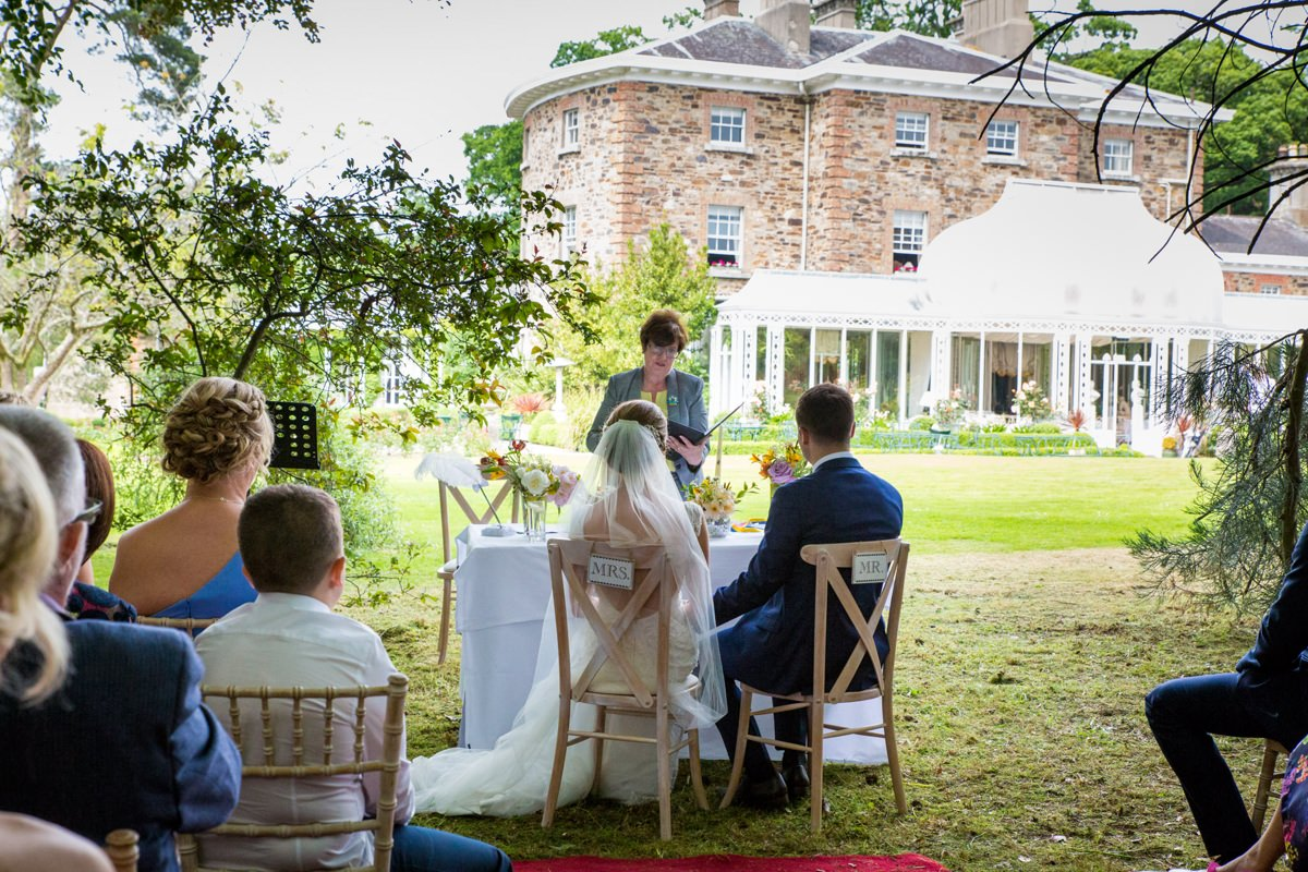 outdoor wedding marlfield house gorey wexford 0071