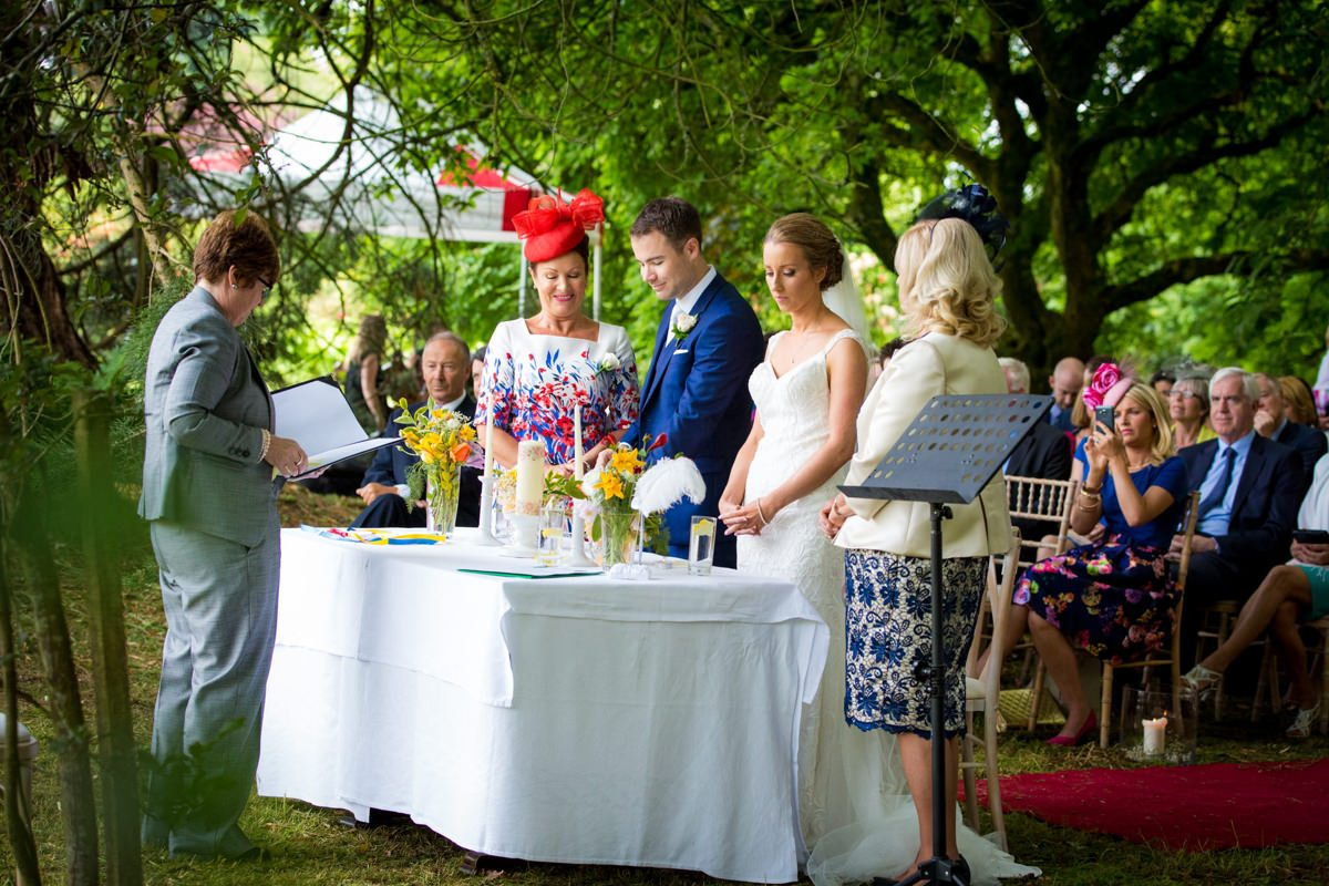 outdoor wedding marlfield house gorey wexford 0074