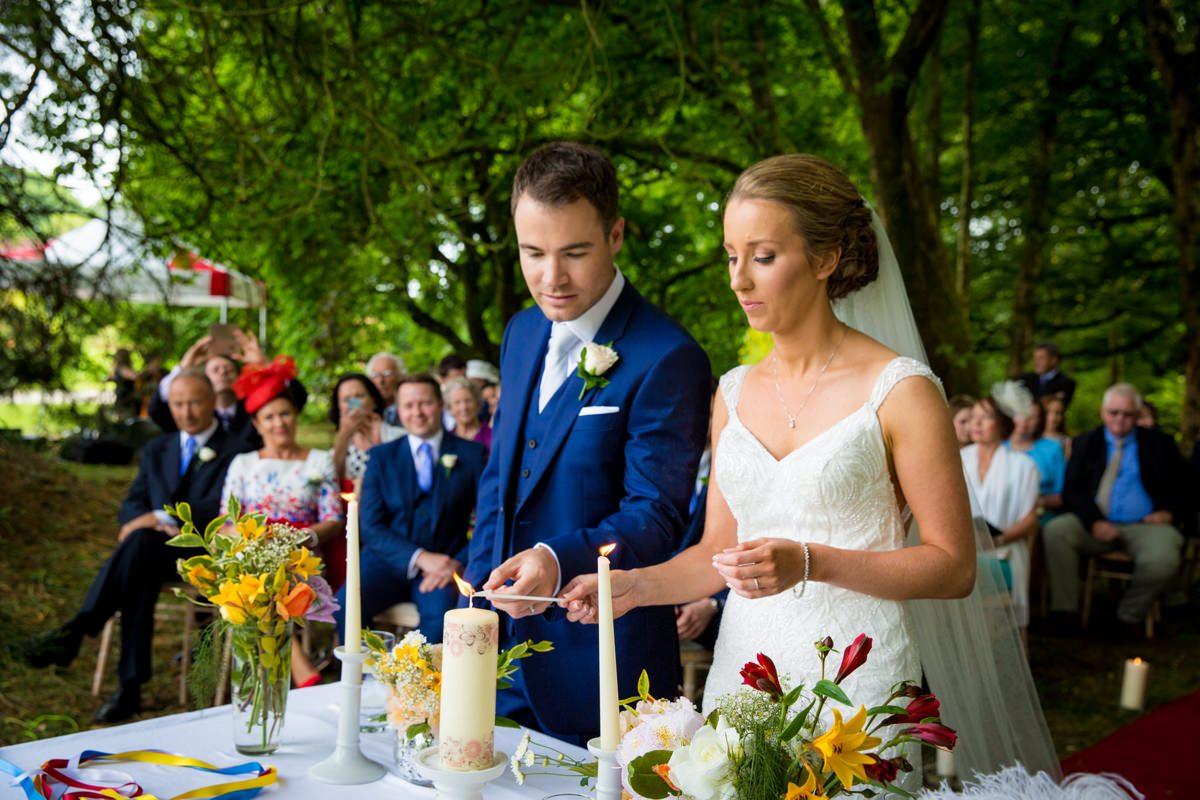 outdoor wedding marlfield house gorey wexford 0076