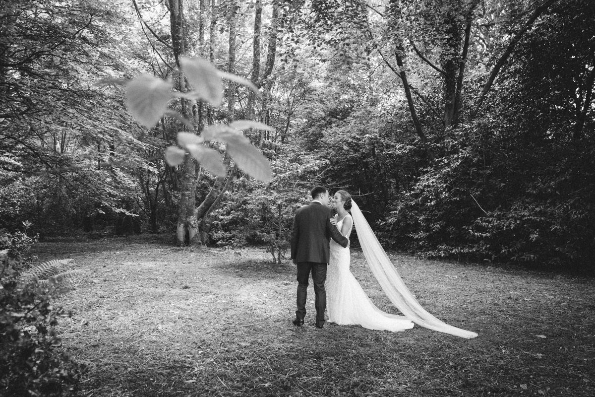 outdoor wedding marlfield house gorey wexford 0079