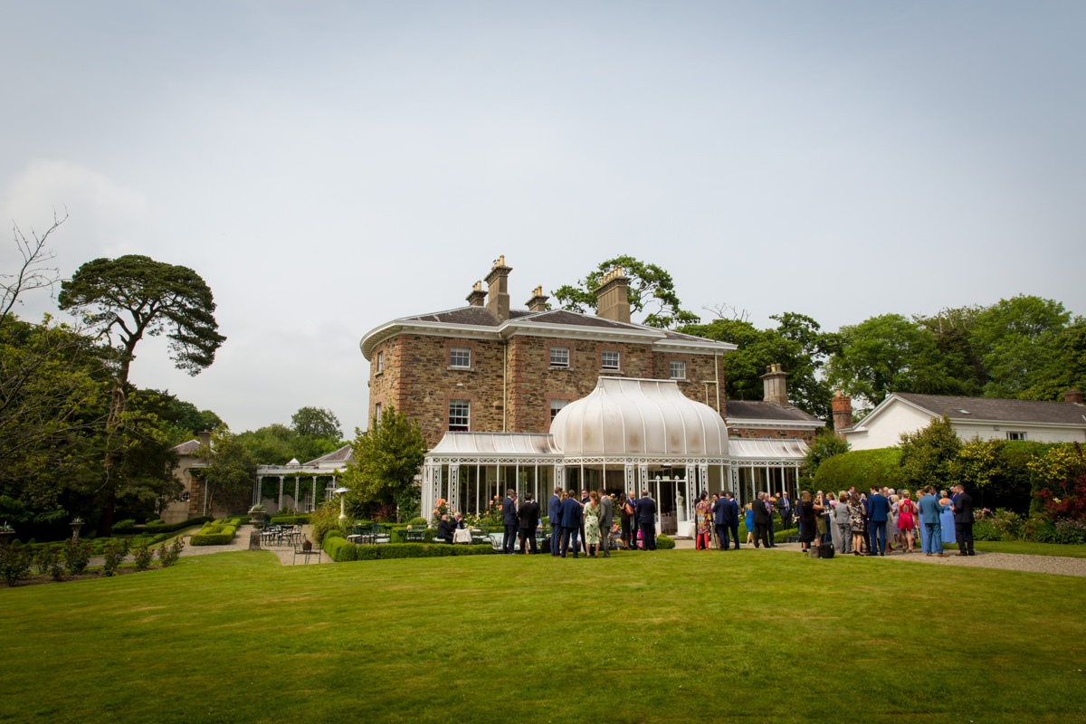 outdoor wedding marlfield house gorey wexford 0082