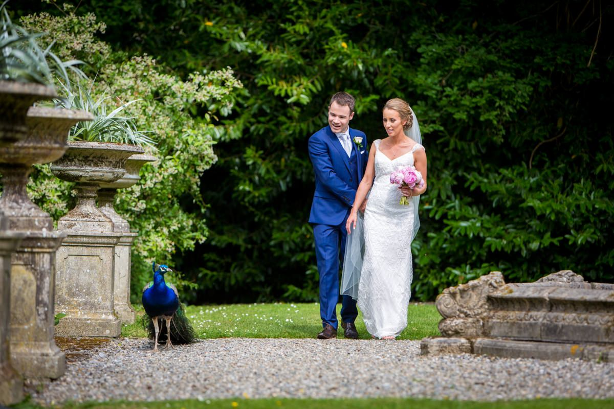 outdoor wedding marlfield house gorey wexford 0094