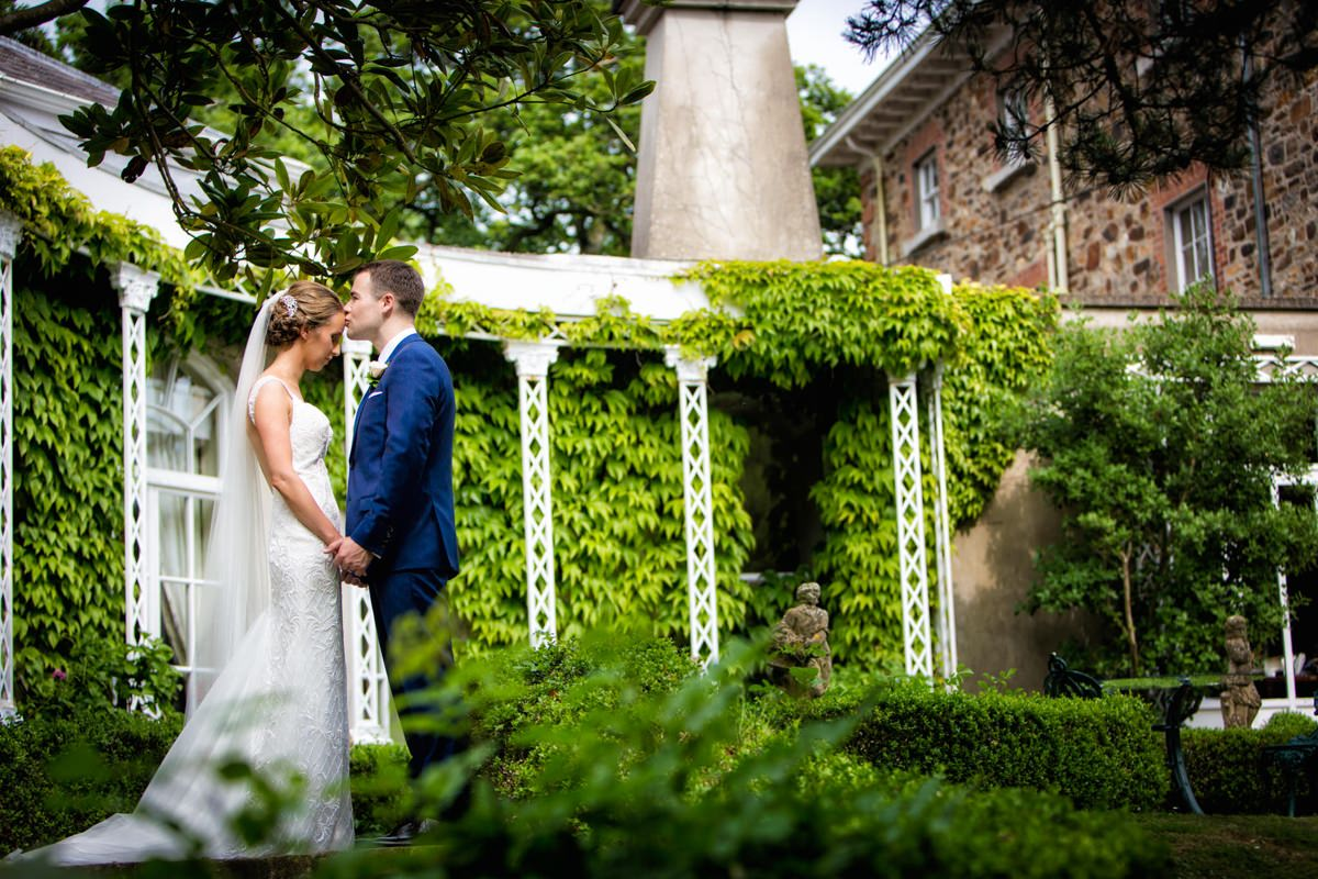 outdoor wedding marlfield house gorey wexford 0096