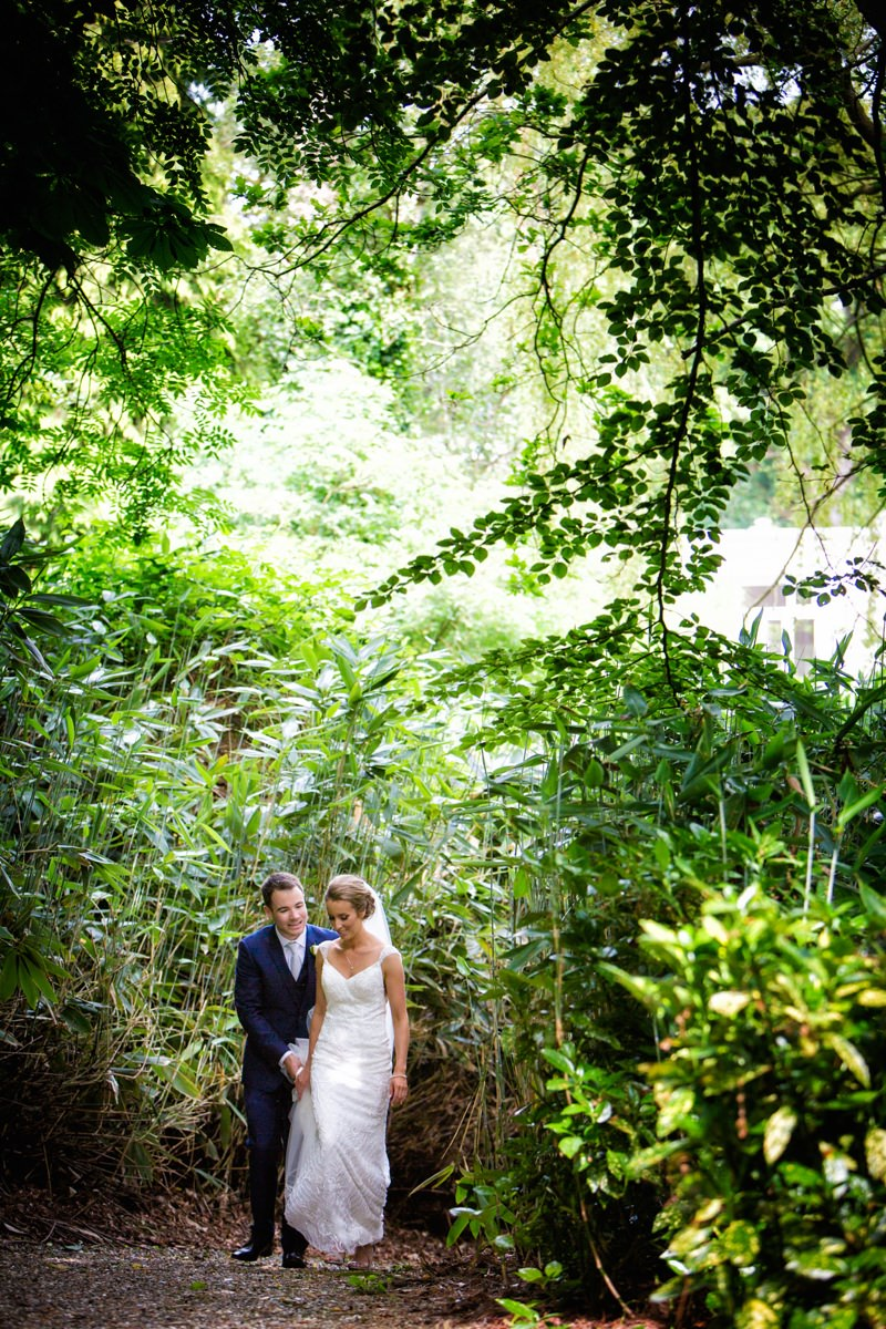 outdoor wedding marlfield house gorey wexford 0100