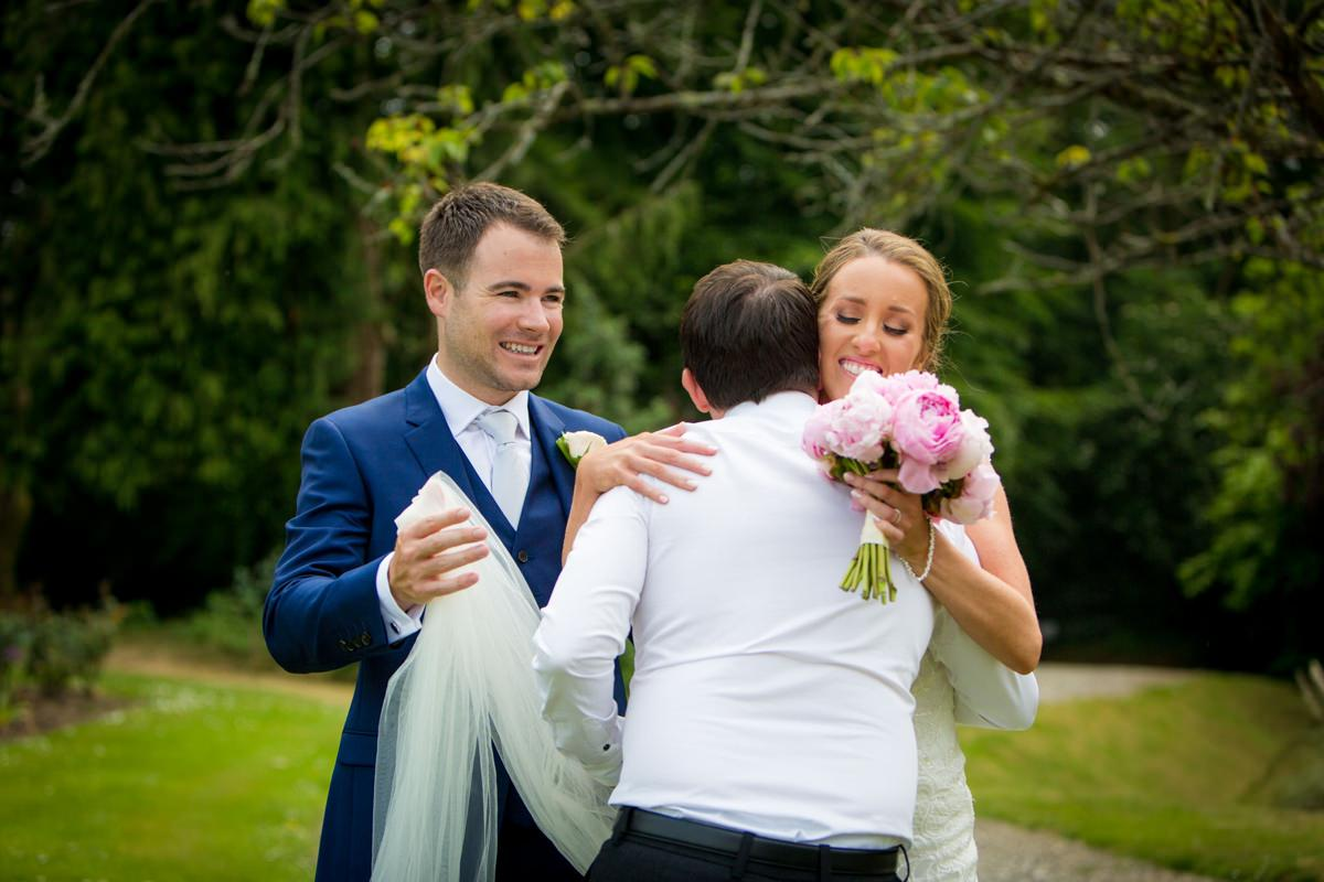 outdoor wedding marlfield house gorey wexford 0108