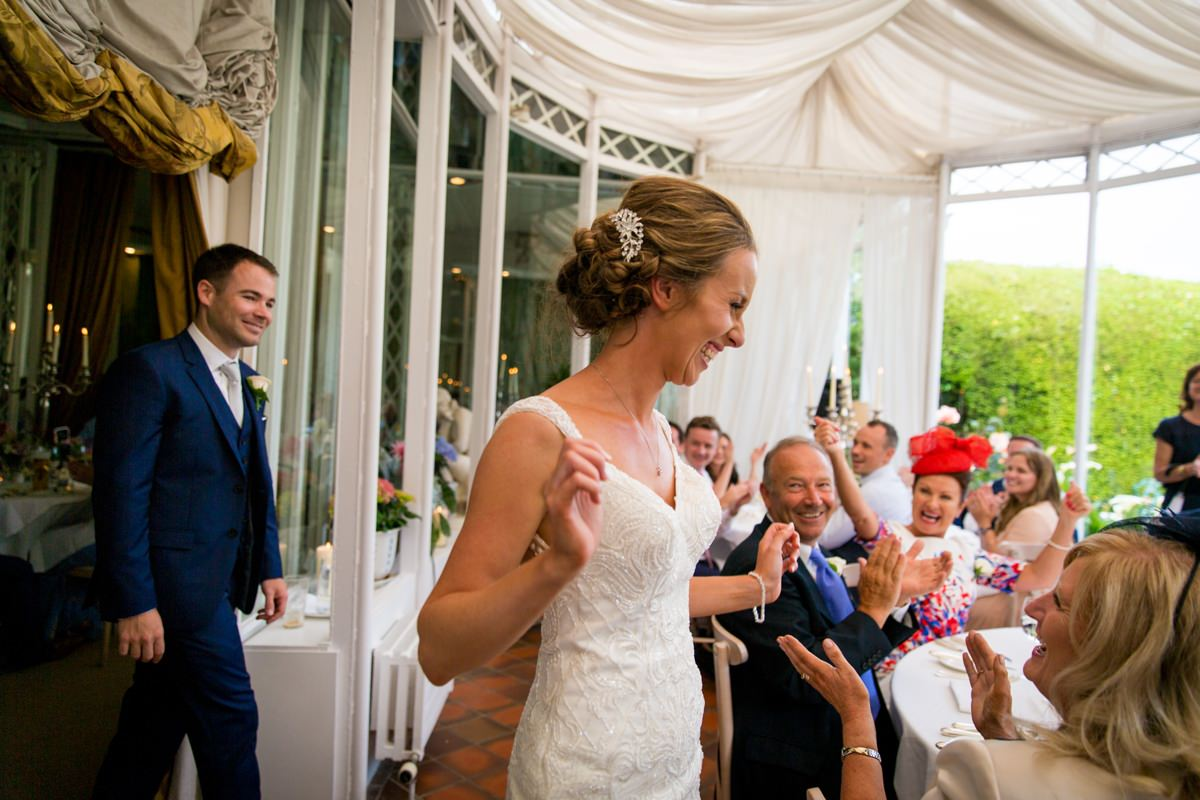outdoor wedding marlfield house gorey wexford 0130