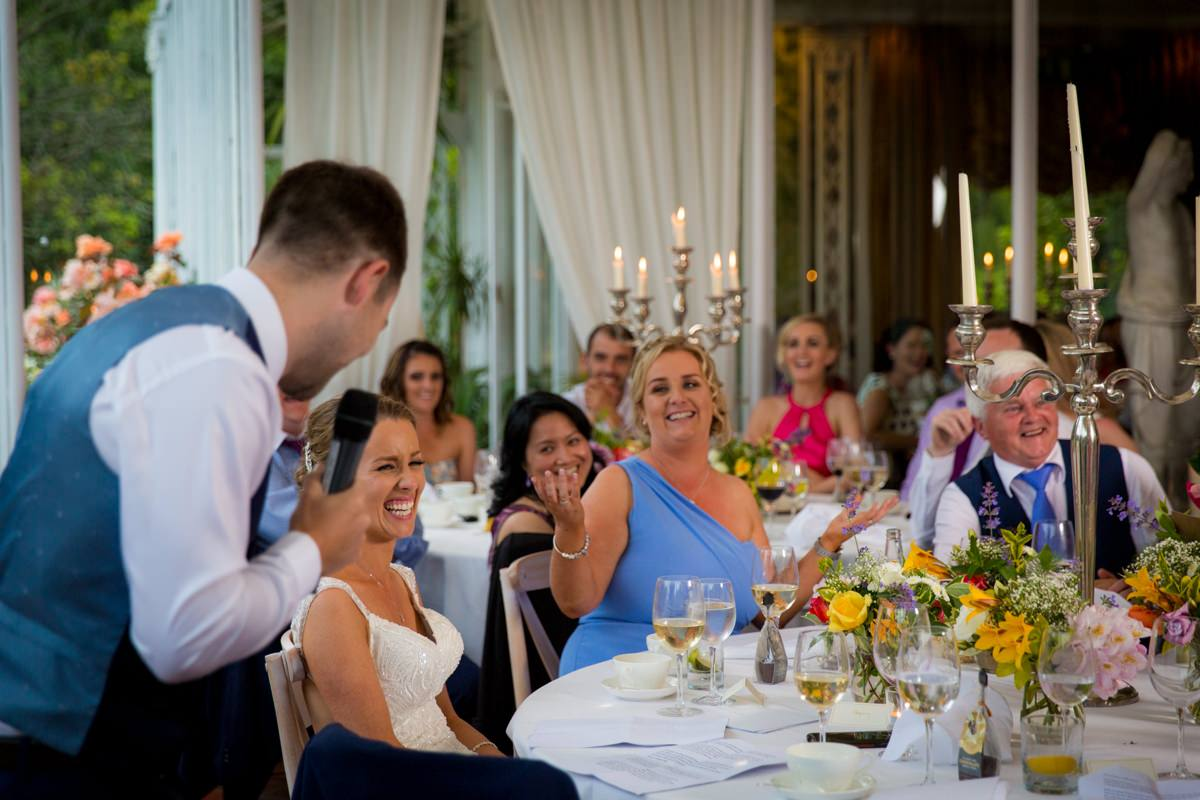 outdoor wedding marlfield house gorey wexford 0138