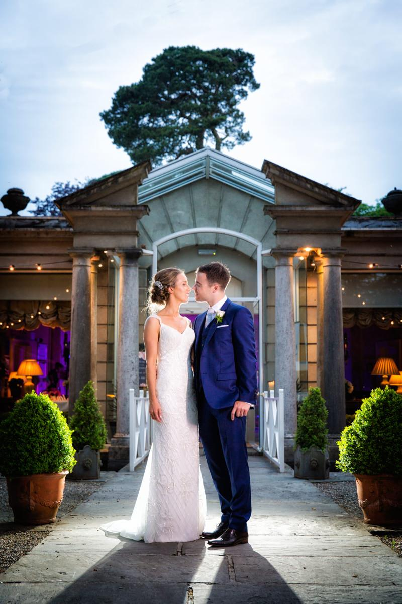 outdoor wedding marlfield house gorey wexford 0146