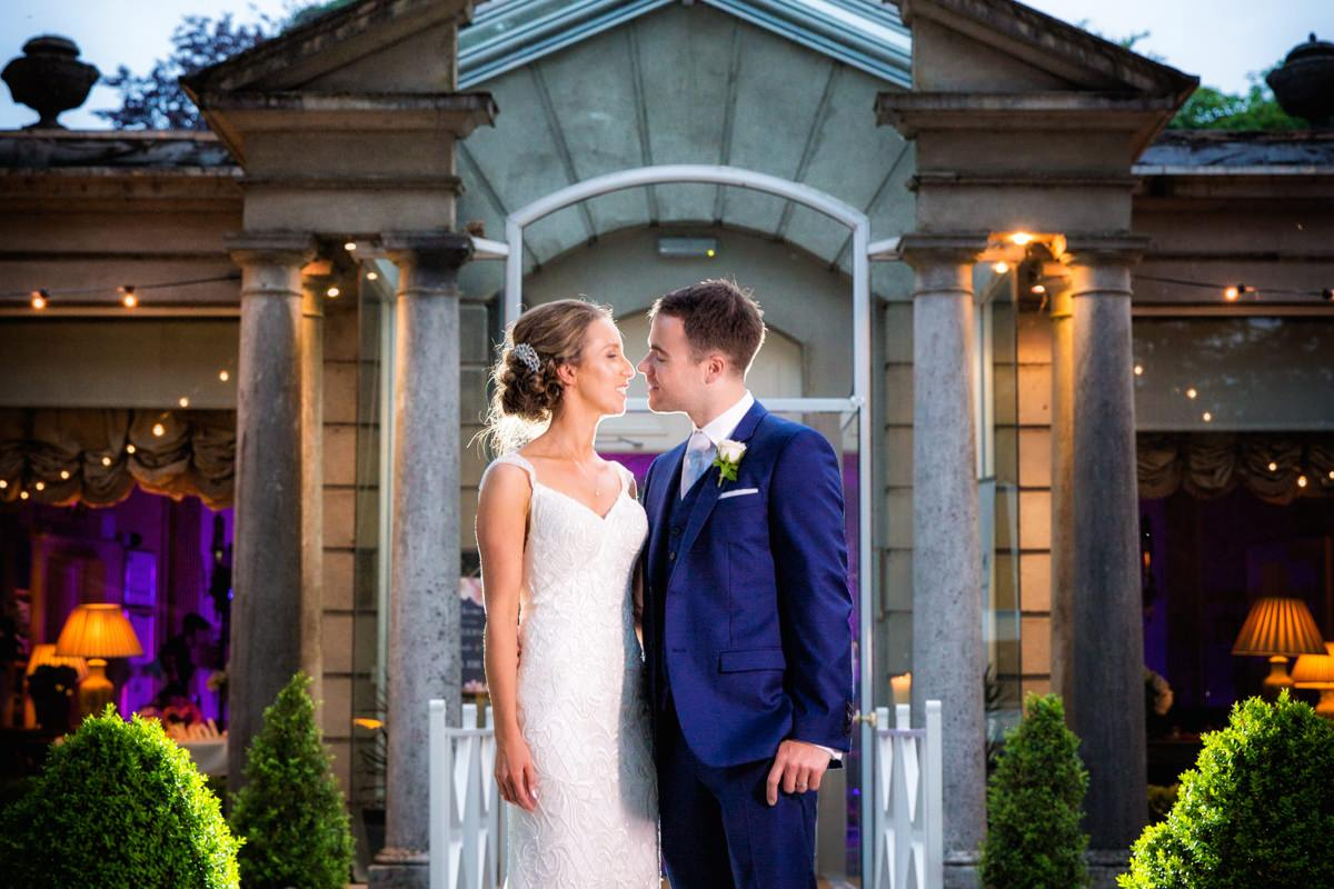 outdoor wedding marlfield house gorey wexford 0147