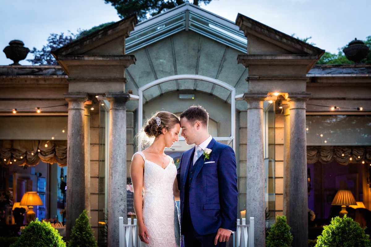 outdoor wedding marlfield house gorey wexford 0148