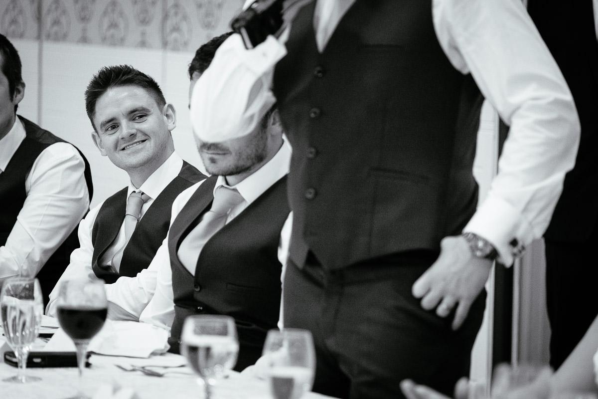 best man speech at a k club wedding