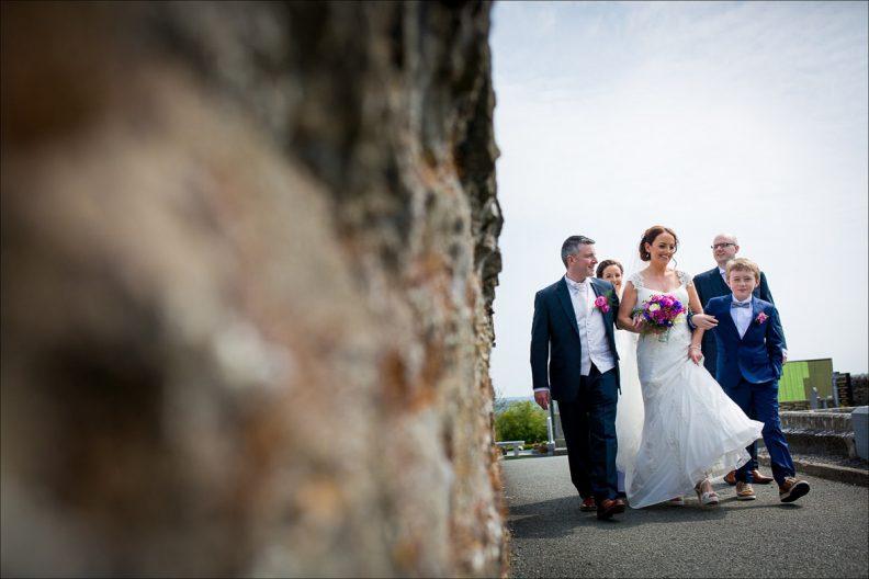 bellingham castle wedding photography 0027 792x528
