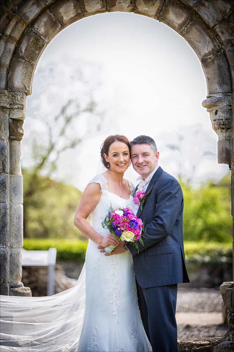bellingham castle wedding photography 0029