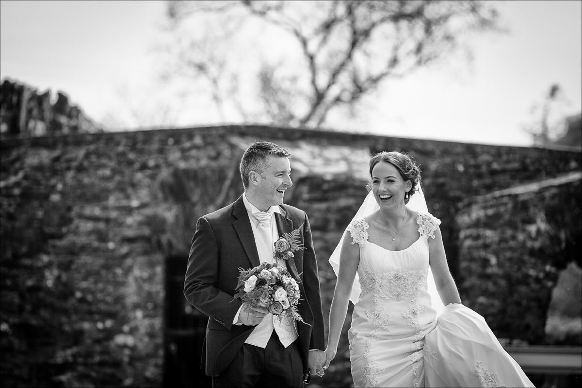 bellingham castle wedding photography 0035