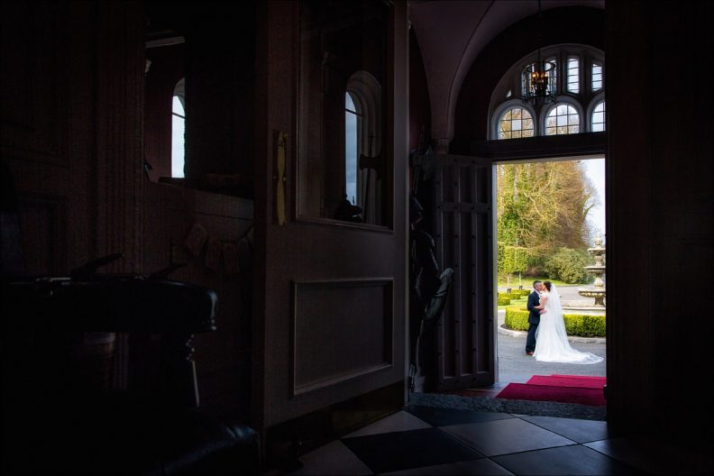 bellingham castle wedding photography 0066 792x528
