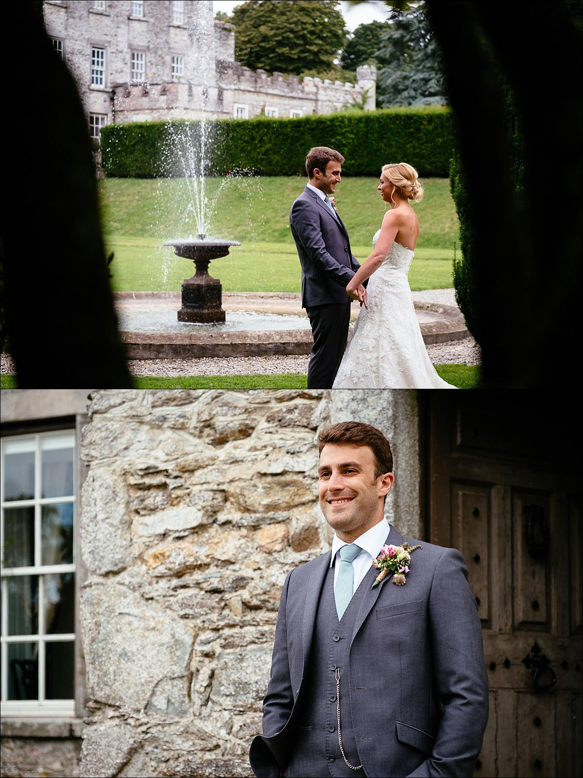 huntington castle wedding photographer 0679
