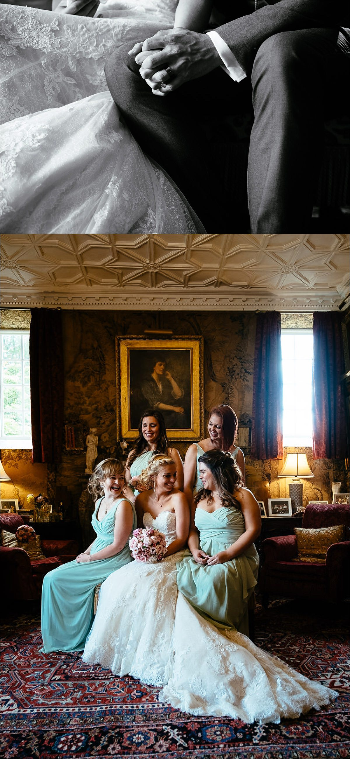 huntington castle wedding photographer 0842