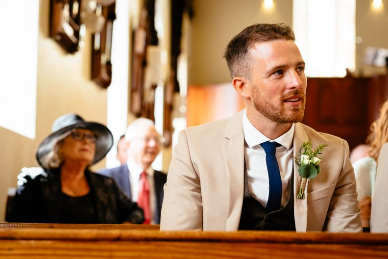 wedding at rathfeigh church meath