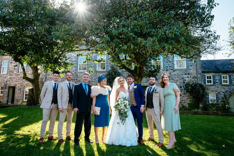ballymagarvey village wedding photographer 58 792x528