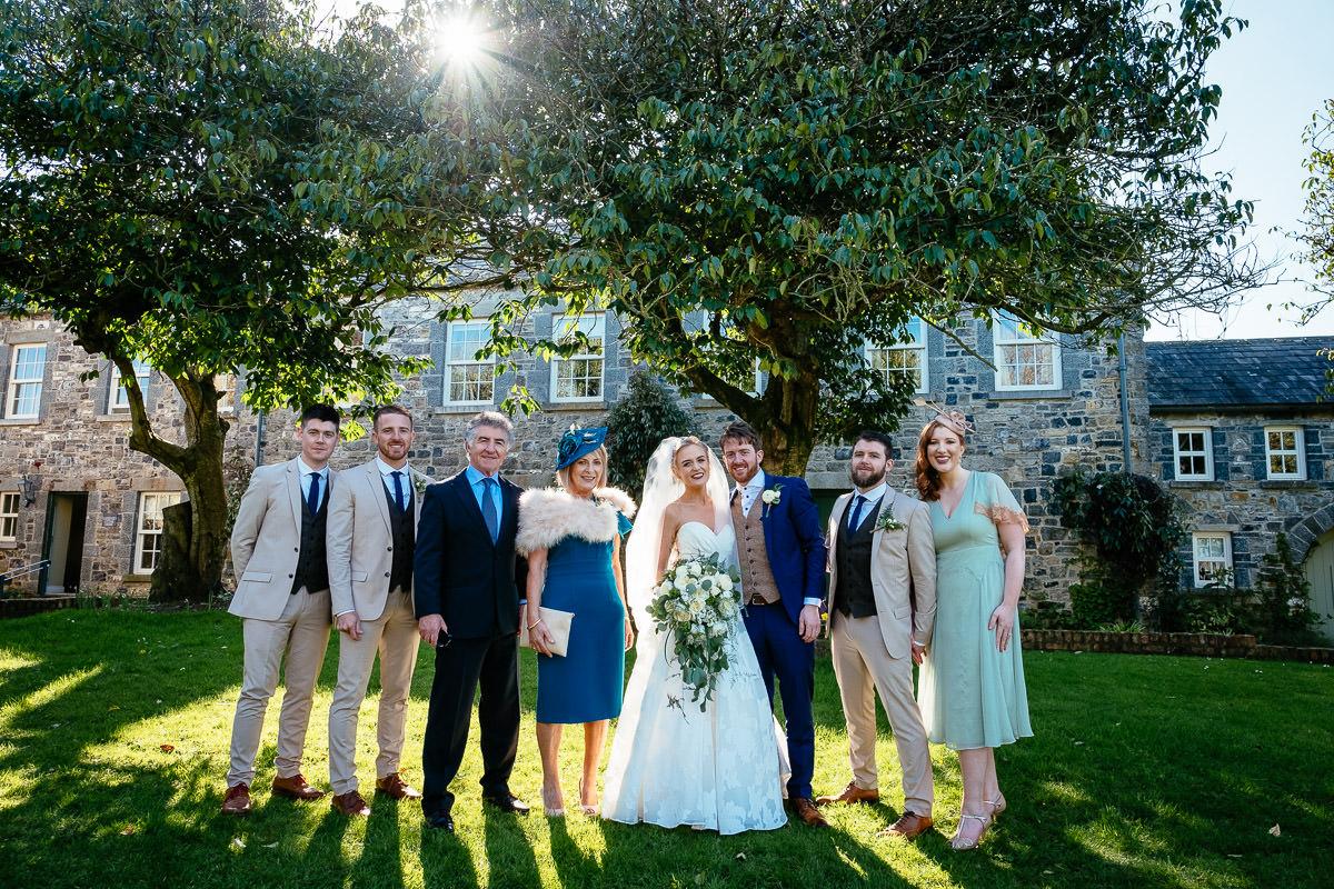 ballymagarvey village wedding photographer 58