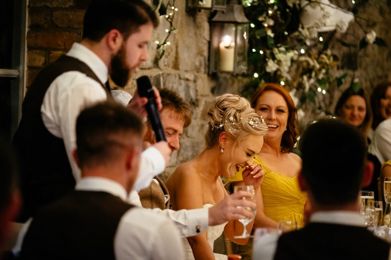 speeches at ballymagarvey wedding