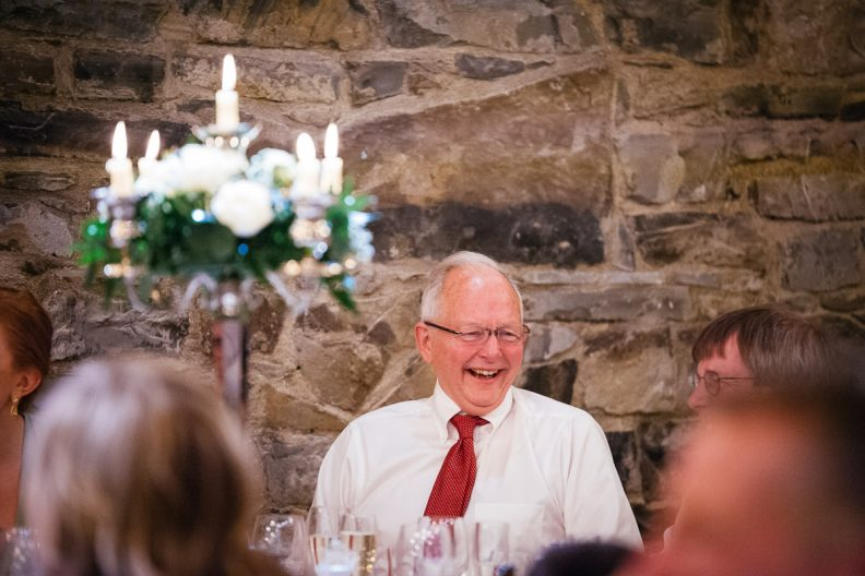 guests at ballymagarvey wedding